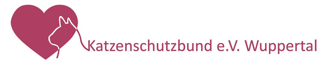 Katzenschutzbund e.V. Wuppertal Logo